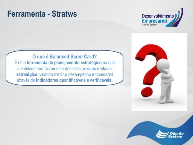 Ferramenta stratws  módulo 01 (indicadores) Slide 11