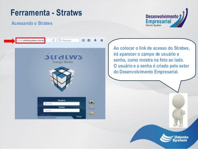 Ferramenta stratws  módulo 01 (indicadores) Slide 3