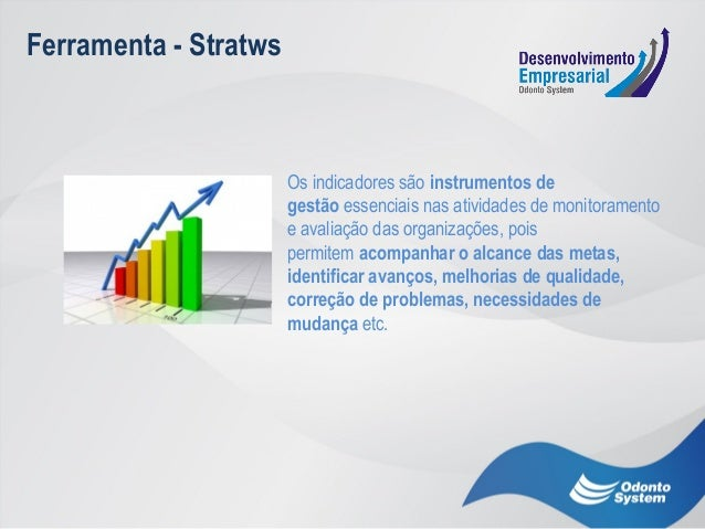 Ferramenta stratws  módulo 01 (indicadores) Slide 8