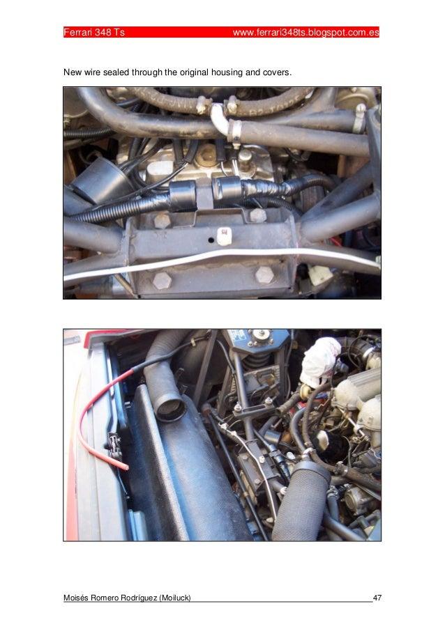 Admirable Ferrari 348 Ts English Wiring Database Wedabyuccorg