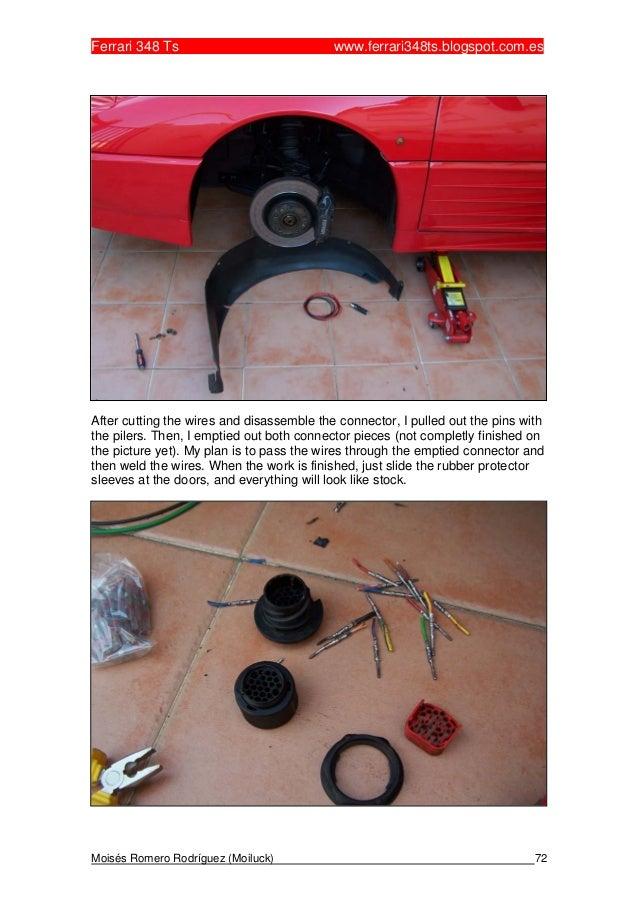ferrari 348 ts english rh slideshare net Ferrari 308 Ferrari 355