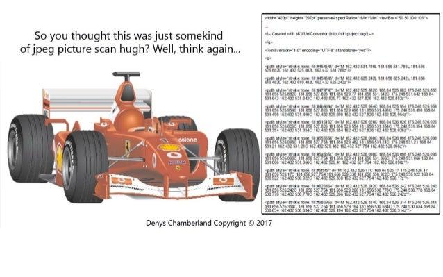 Ferrari f1 svg