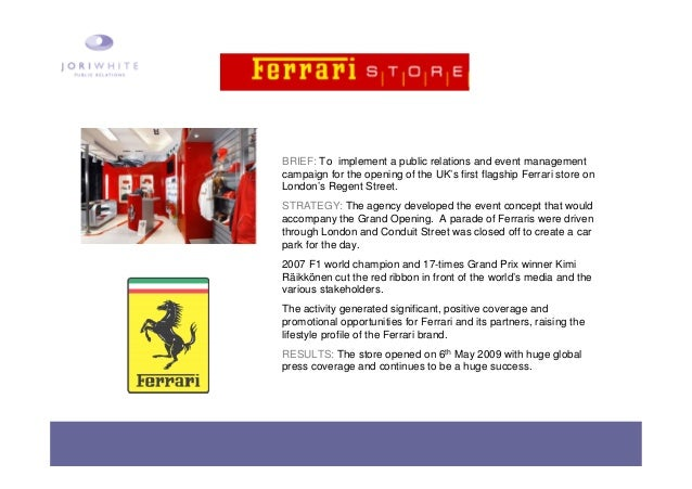Custom Revs Up The Performance At Ferrari World