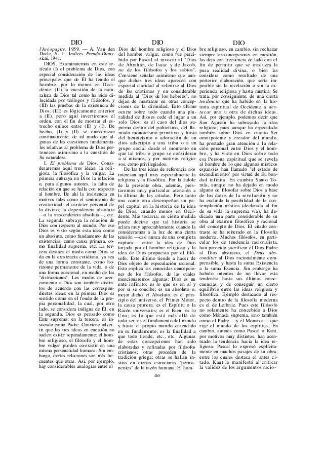 DICCIONARIO DE FILOSOFÍA - José Ferrater Mora