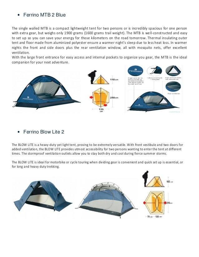 3. ? Ferrino ...  sc 1 st  SlideShare & Ferrino products australia