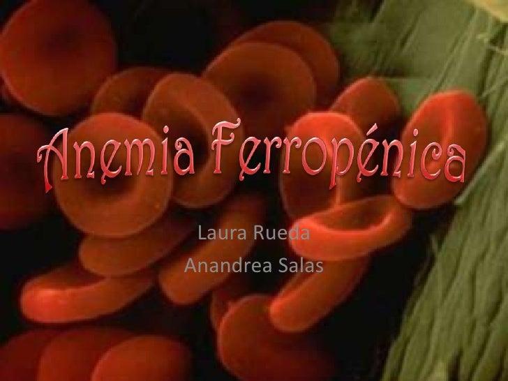 Laura RuedaAnandrea Salas