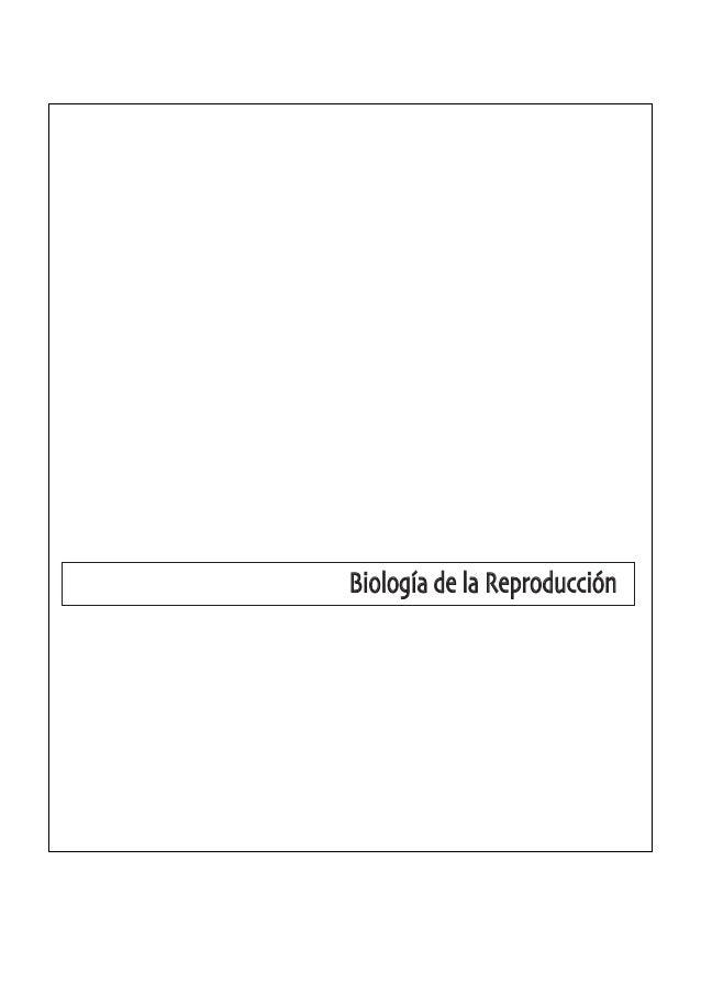 Biología de la Reproducción