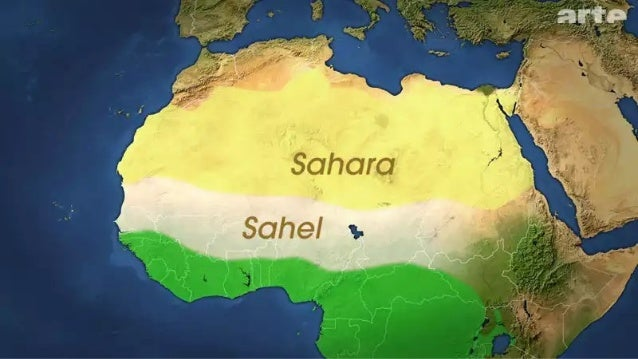 Sahara Karte.Presentation On Energy Production In The Sahara