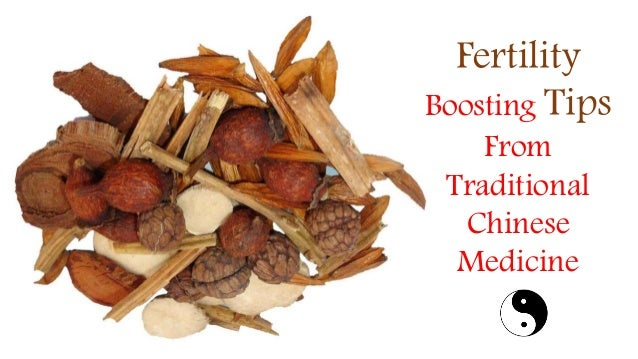 Fertility boosting tips from traditional chinese medicine