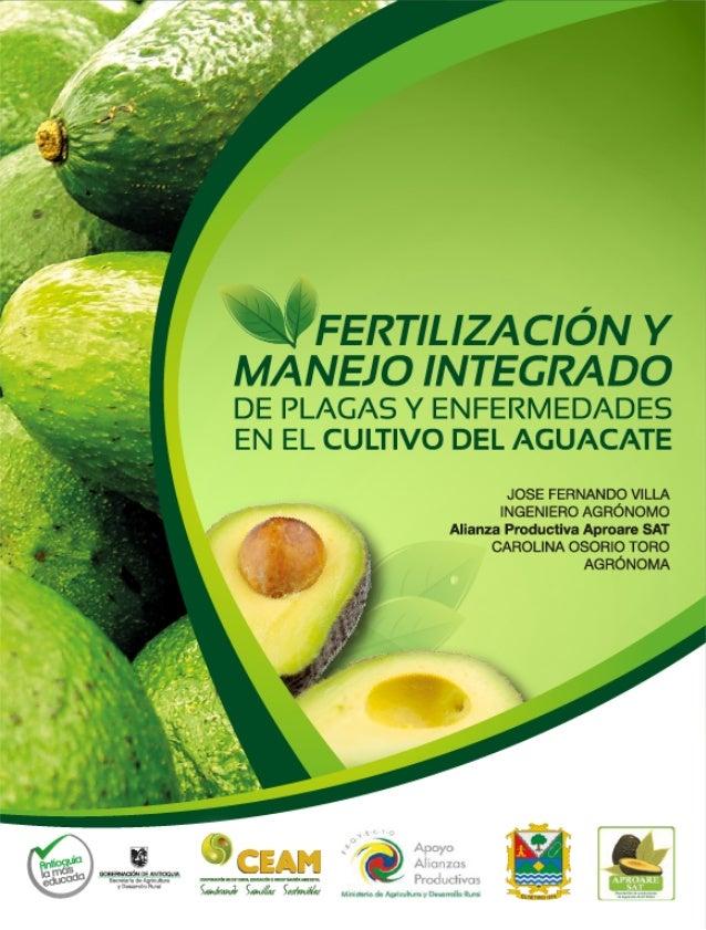 Fertilizaci N Y Manejo Integrado De Plagas Y Enfermedades