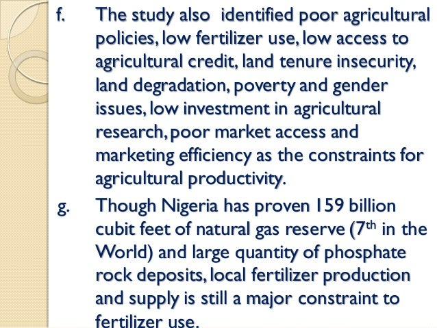 Use Of Natural Gas In Nigeria