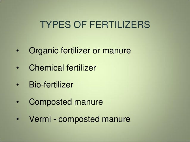 Fertilizer in agriculture of india