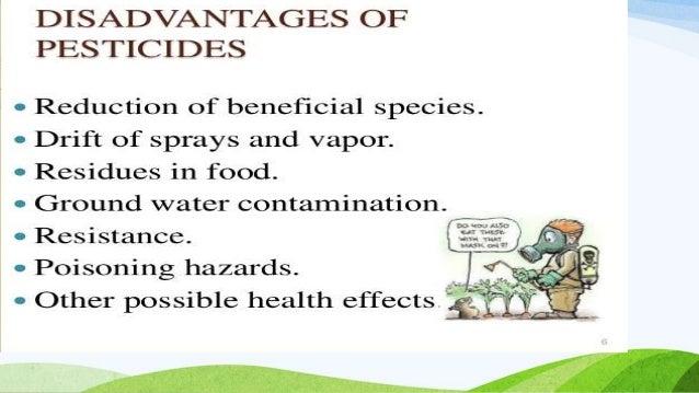 5 Pesticides