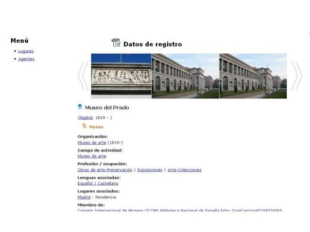 La aplicación de LOD en las Bibliotecas Virtuales, de Xavier Agenjo Bullón