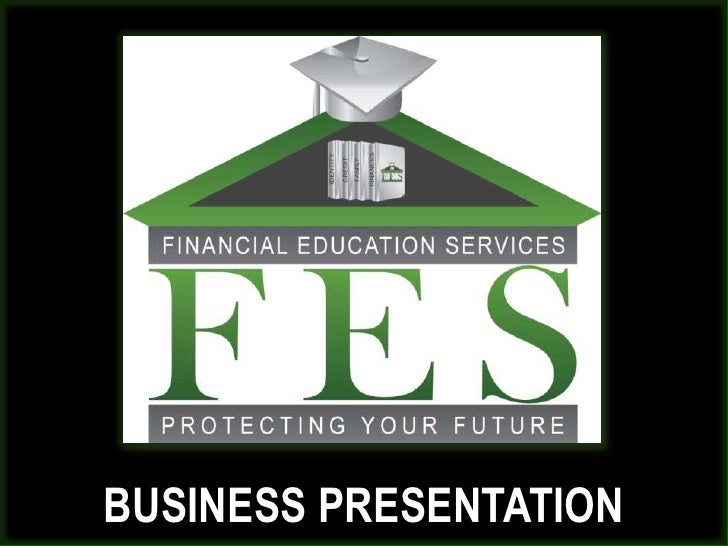 BUSINESS PRESENTATION<br />