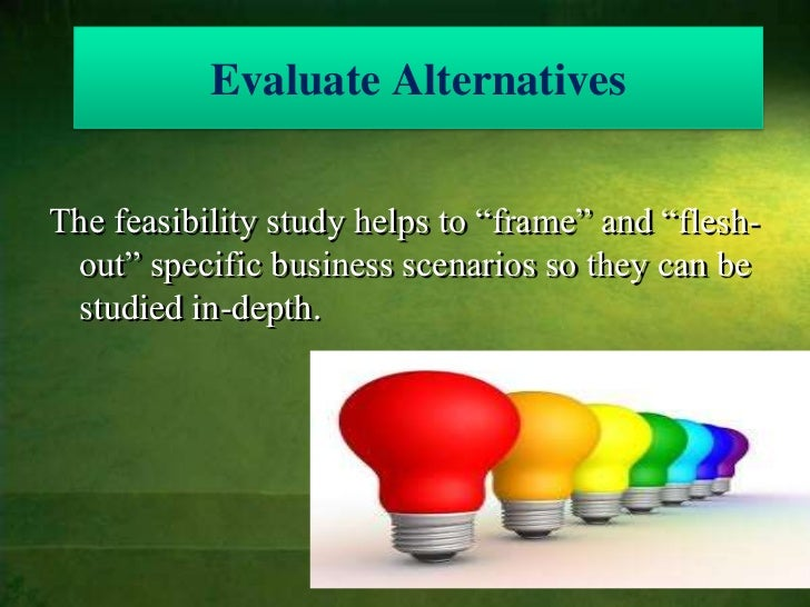how to conduct a feasibility study