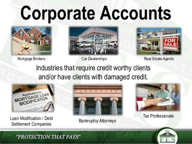 Financial Education Services Corporate Overview 469 251 0076