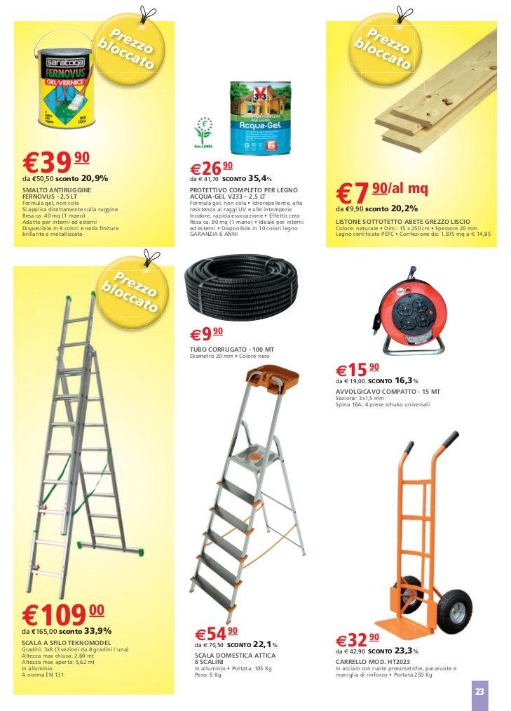 Festa di primavera 2012 for Listone sottotetto