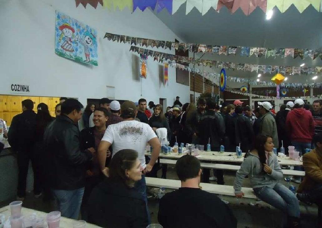 Festa Apae e Ninfa