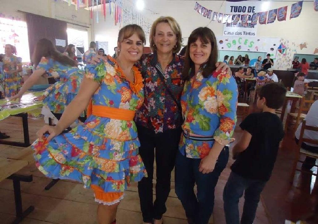 Festa Junina Escola Monteiro Lobato