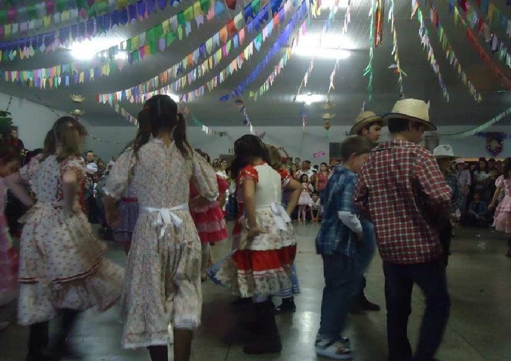 Festa Junina na Escola Plínio Tourinho