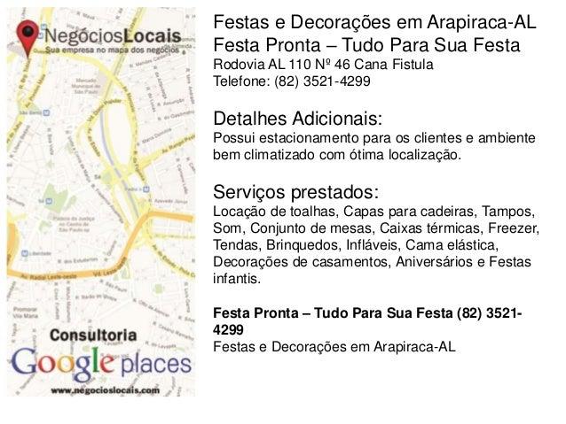 Muitas vezes Festas e Decorações em Arapiraca-AL (82) 3521 4299 Festa pronta – … TA59