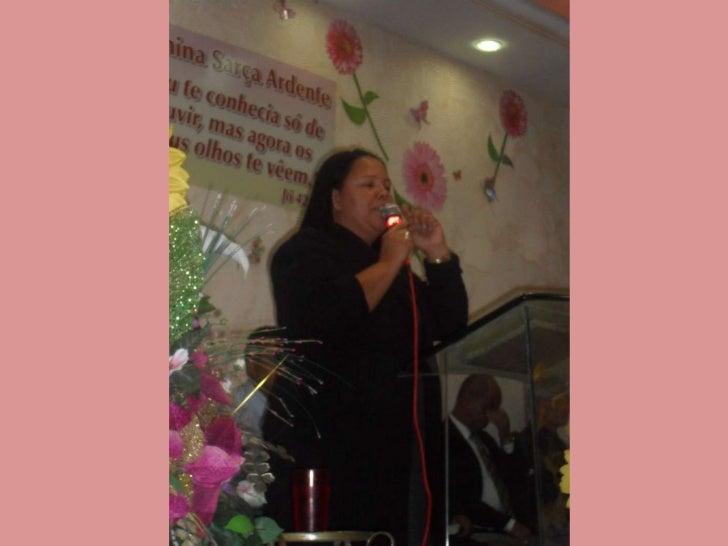 Festa da União Feminina da GUERREIROS DO REI