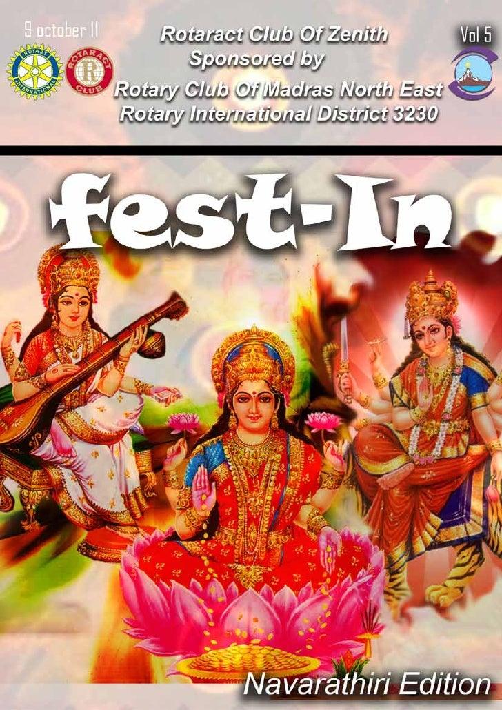 Fest In - Vol 5   RC Zenith