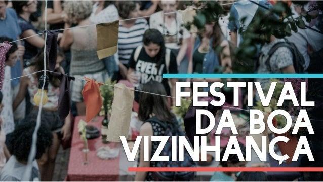 Festival da Boa Vizinhança