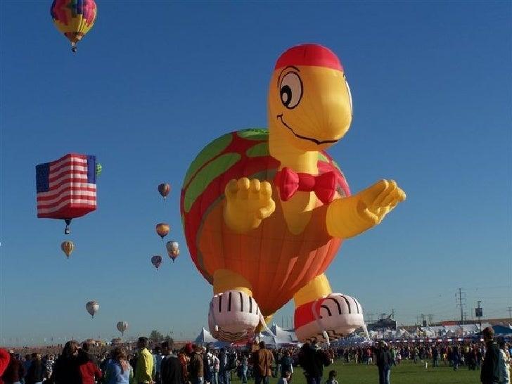 Festival ballons Slide 2