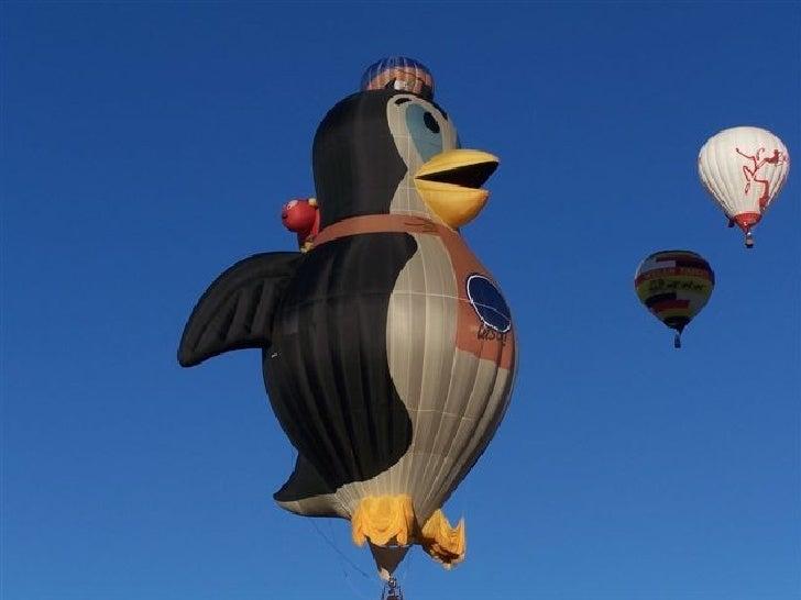Festival ballons Slide 3
