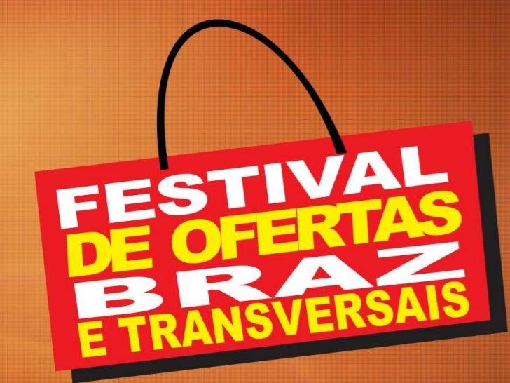 APRESENTAÇÃO        A ALBAT – Associação dos Lojistas da Av. Braz de Aguiar eTransversais resolveu reunir 16 lojas para da...