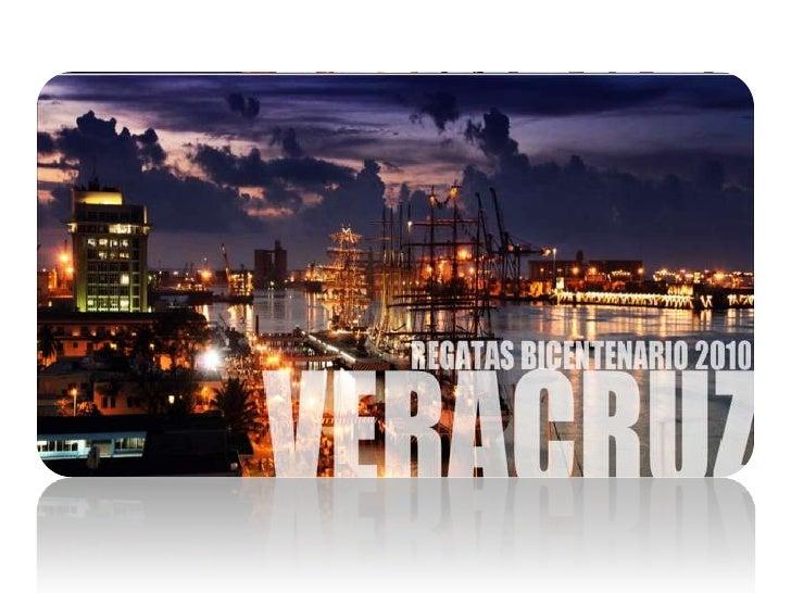 Festival de regatas bicentenario en veracruz