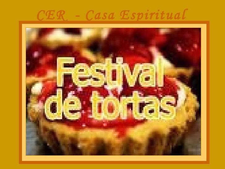CER  - Casa Espiritual Redenção