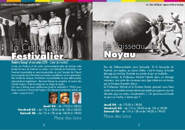 Le Podium des Déboussolades en septembre 1968 ! Le « Coeur du Noyau » aperçu cet été sur la plage  Le Vaisseau du  Noyau  ...