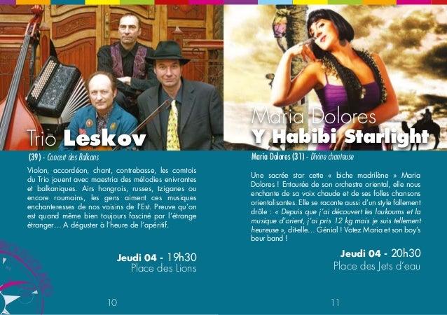 E  NE  Trio Leskov  (39) - Concert des Balkans  Violon, accordéon, chant, contrebasse, les comtois  du Trio jouent avec ma...