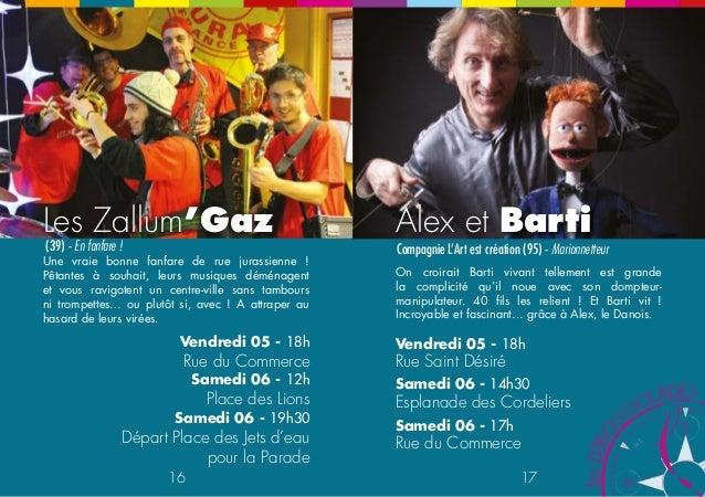 Alex et Barti  Compagnie L'Art est création (95) - Marionnetteur  On croirait Barti vivant tellement est grande  la compli...