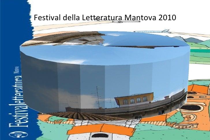 Festival della Letteratura Mantova 2010
