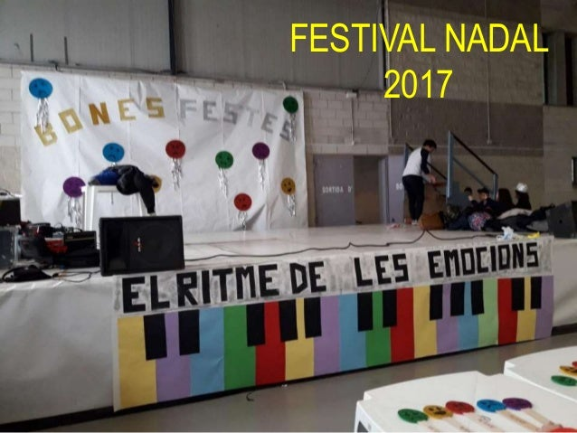 FESTIVAL NADAL 2017