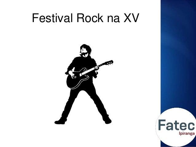 Festival Rock na XV