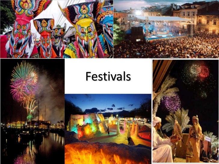 Festivals<br />
