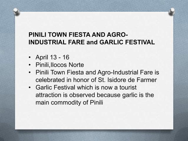 EMPANADA FESTIVAL • Batac, Ilocos Norte • December 8 - 30 • BATAC EMPANADA is made of savory filling of grated green papay...