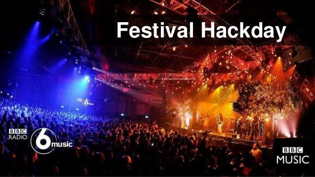 Festival Hackday