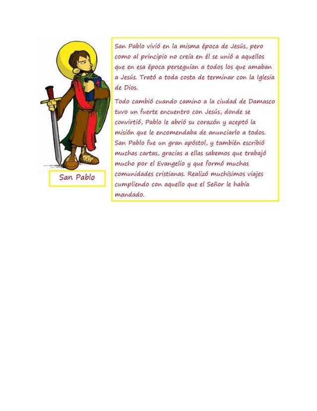 Festividad de san pedro y san pablo ninos Slide 2