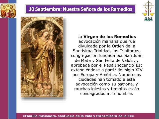Resultado de imagen para virgen de los remedios mexico 8 DE SEPTIEMBRE
