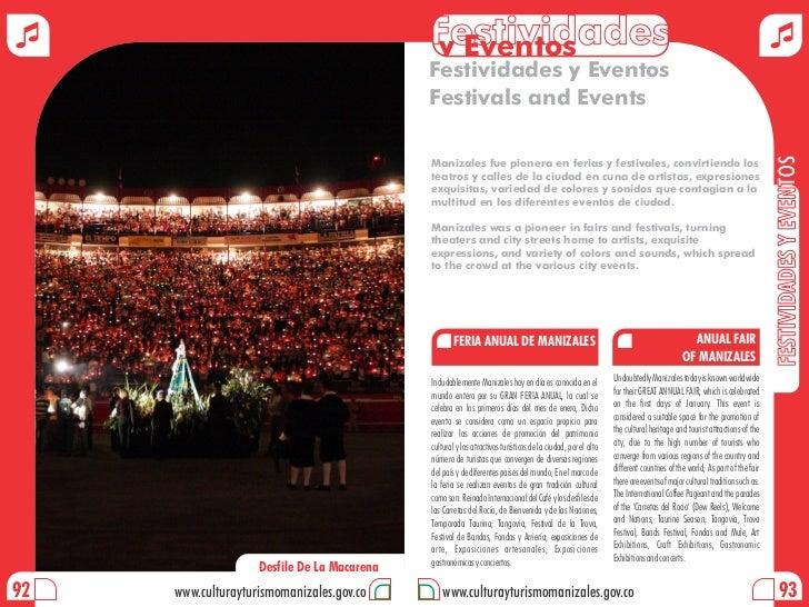 Festividades                                             y Eventos                                             Festividade...