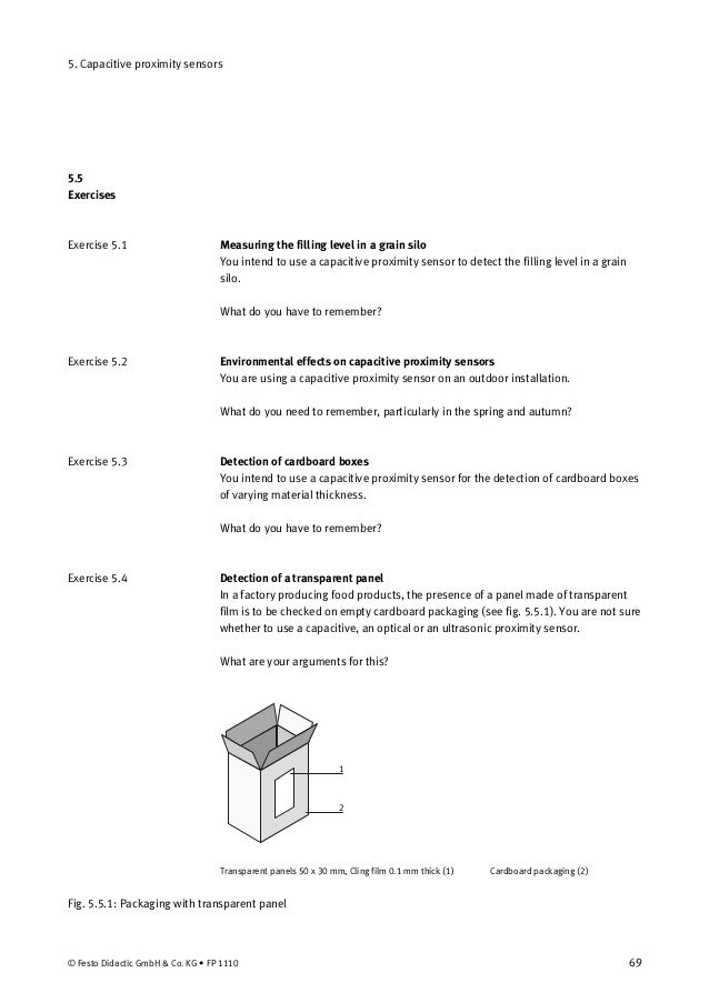 Festo Sensors For Handling And Copy