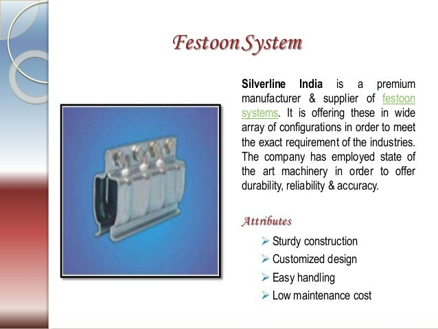 Festoon System Manufacturers | Crane Festoon Systems Suppliers