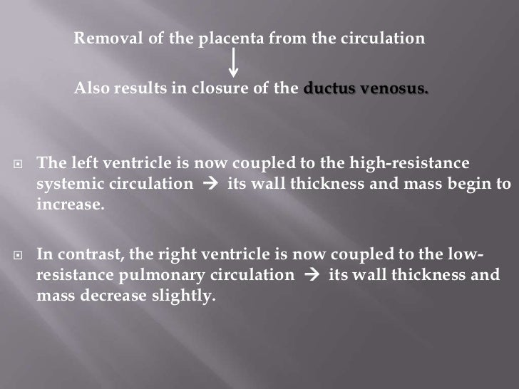    When congenital structural cardiac defects are    superimposed on these dramatic physiologic changes, they    often im...