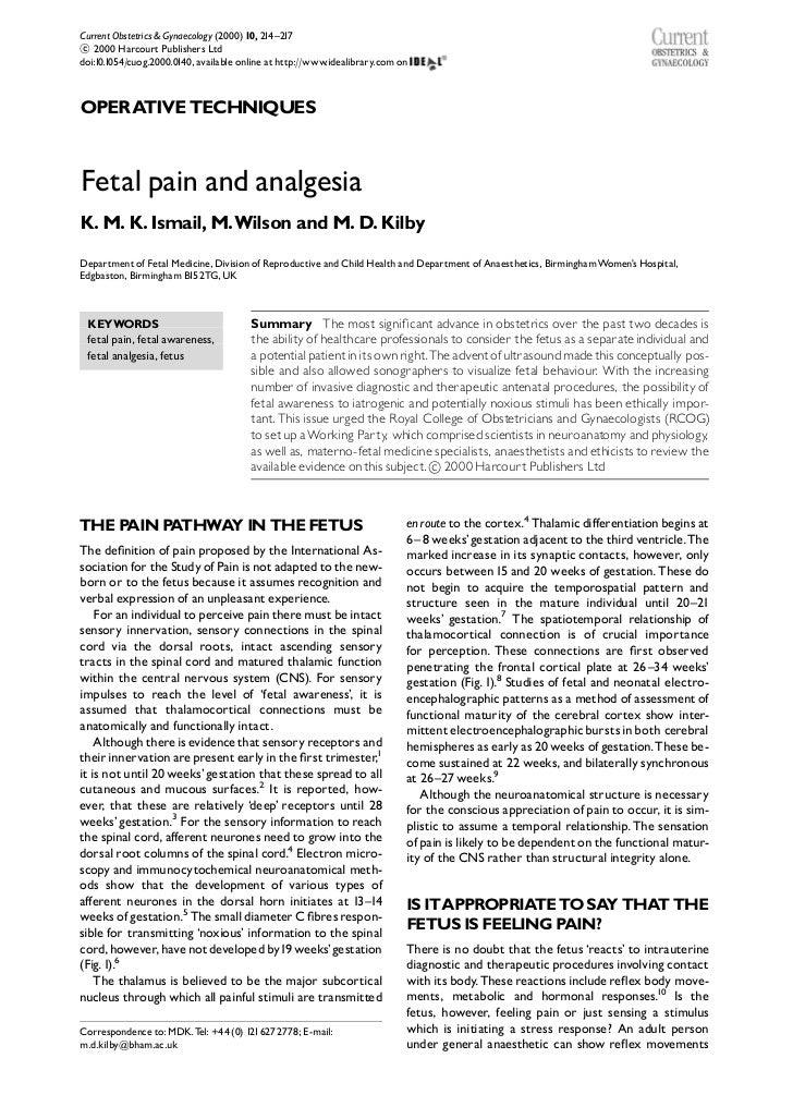 Current Obstetrics & Gynaecology (2000) 10, 214 ^217 2000 Harcourt Publishers Ltdcdoi:10.1054/cuog.2000.0140, available on...
